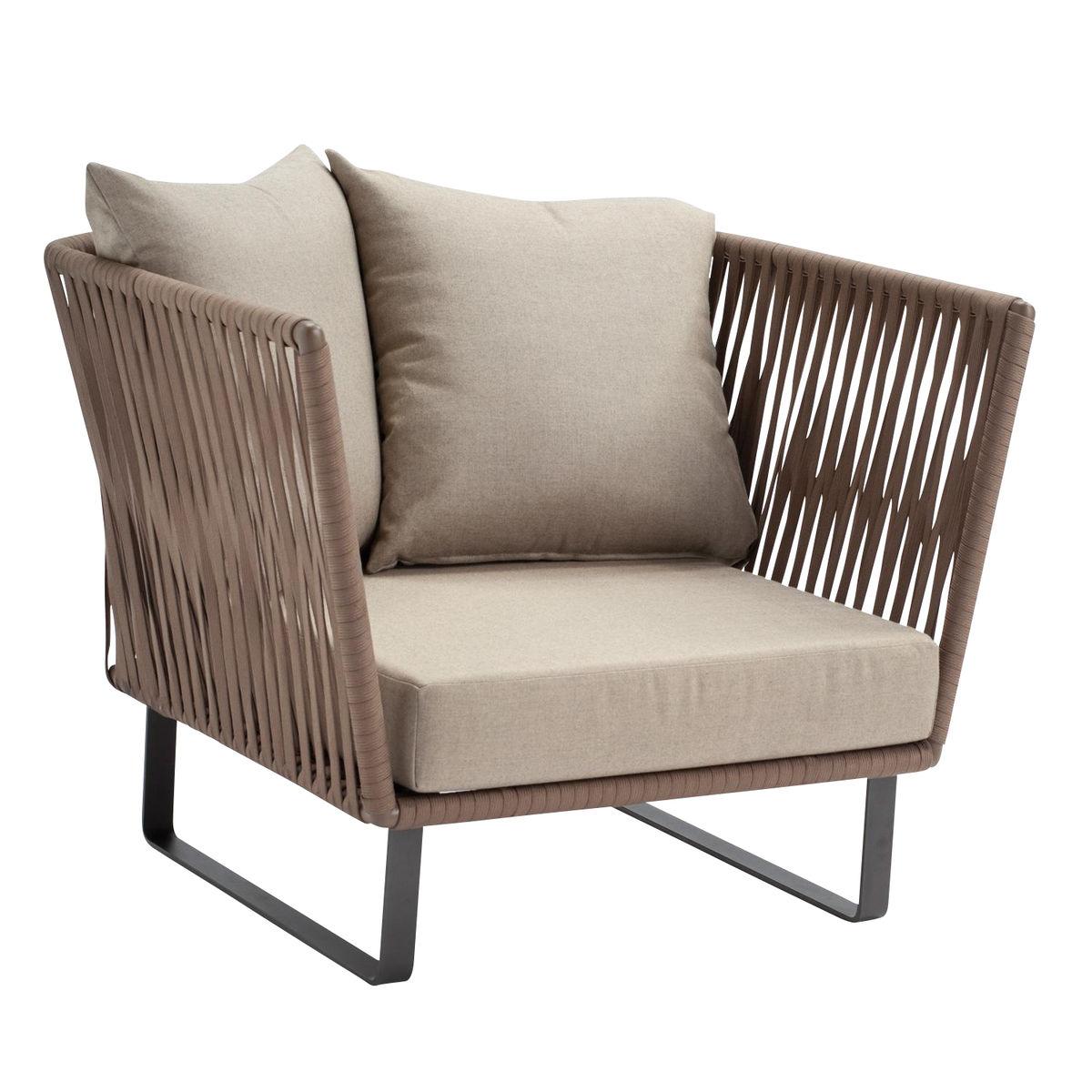 bitta club armchair garden chair kettal. Black Bedroom Furniture Sets. Home Design Ideas