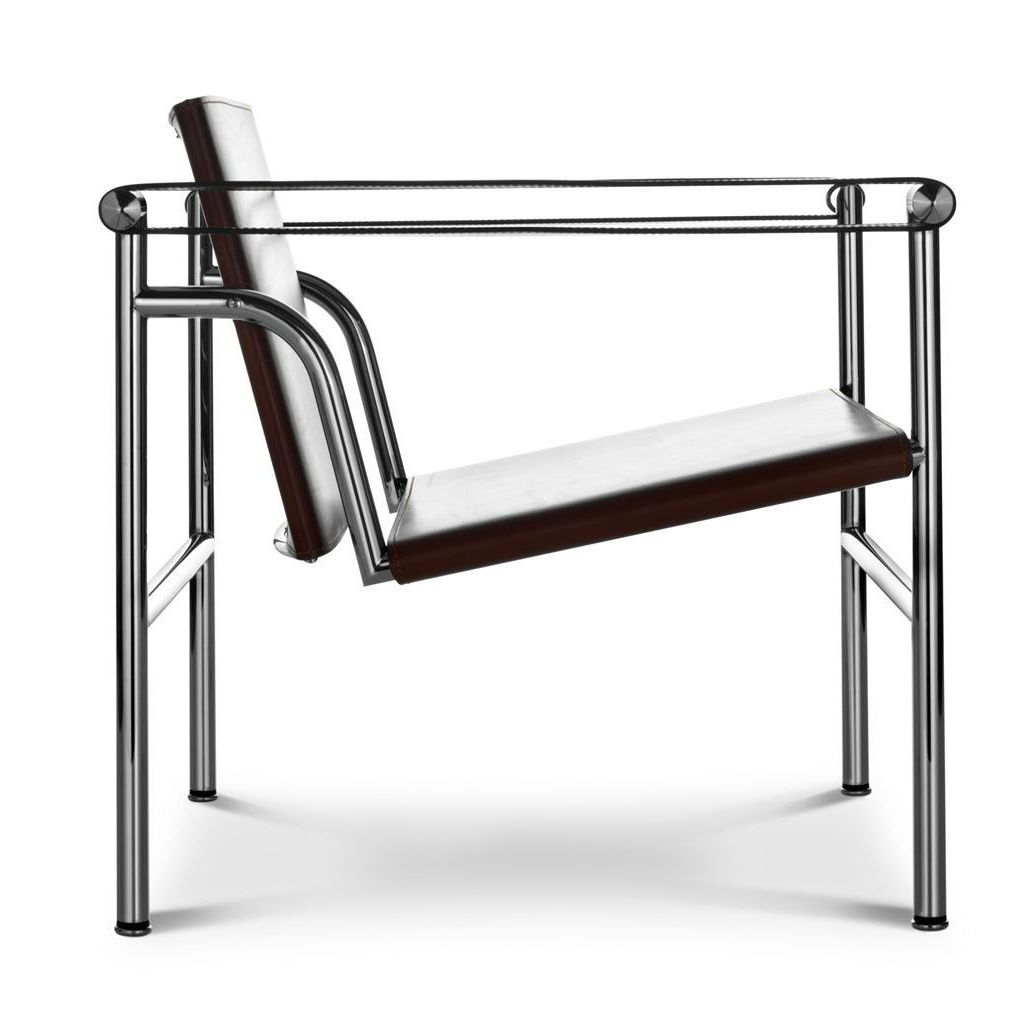 Le Corbusier Lc1 Small Armchair Cassina Ambientedirect Com
