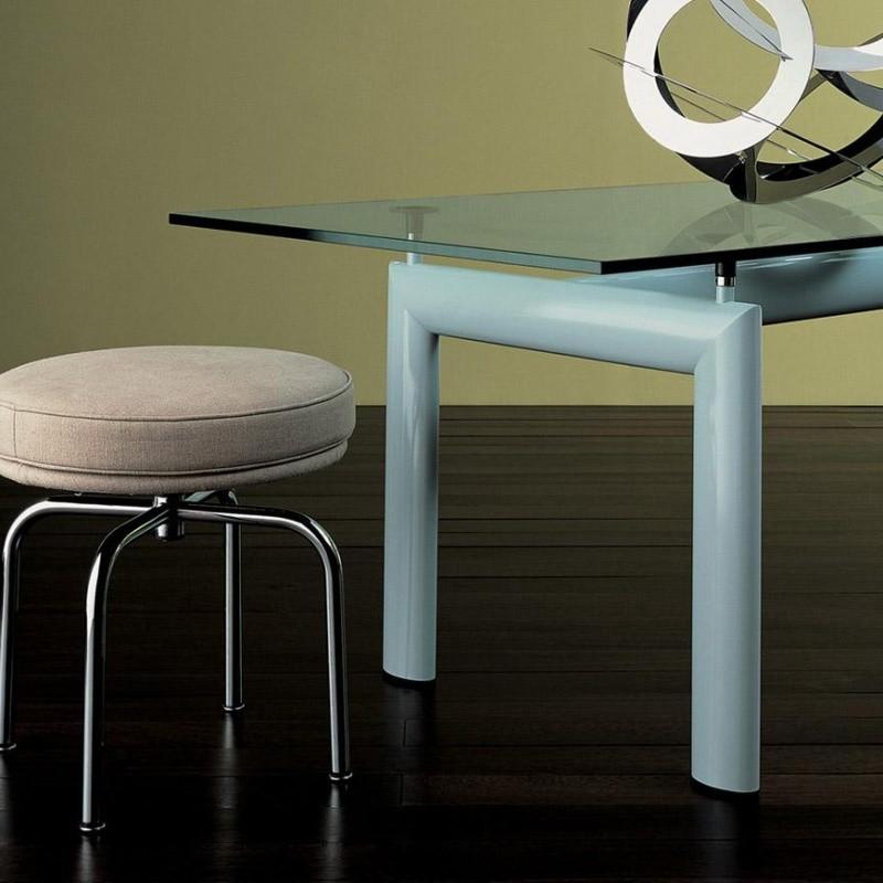 le corbusier lc6 table cassina cassina. Black Bedroom Furniture Sets. Home Design Ideas