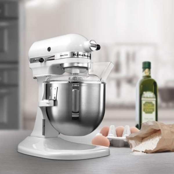 kitchenaid heavy duty 5kpm5 robot m nager kitchenaid. Black Bedroom Furniture Sets. Home Design Ideas
