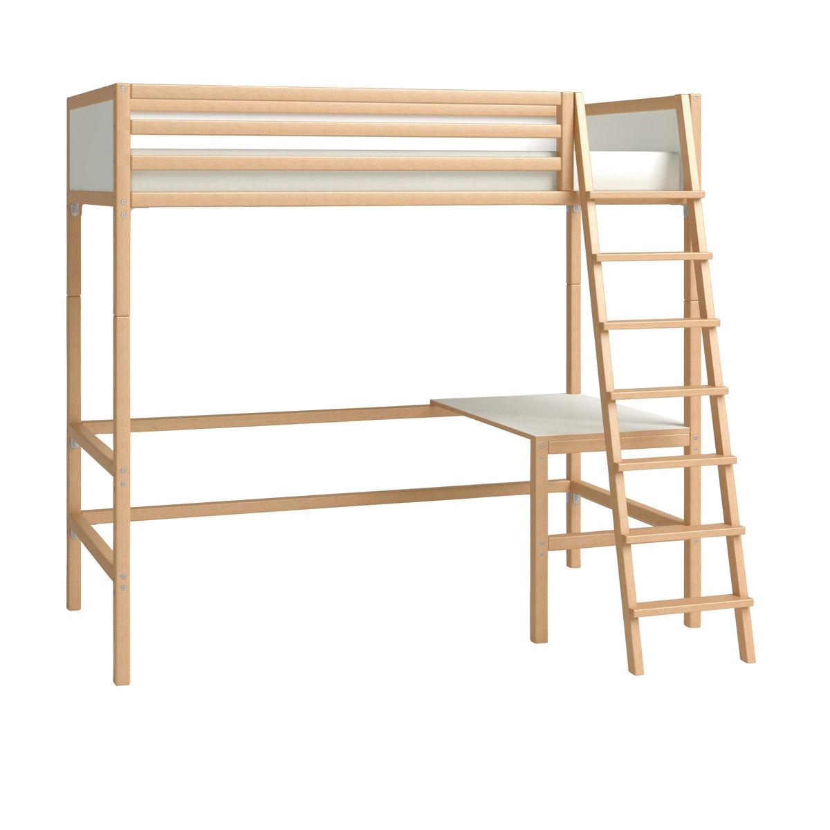 fl totto profilsystem loft bed fl totto. Black Bedroom Furniture Sets. Home Design Ideas