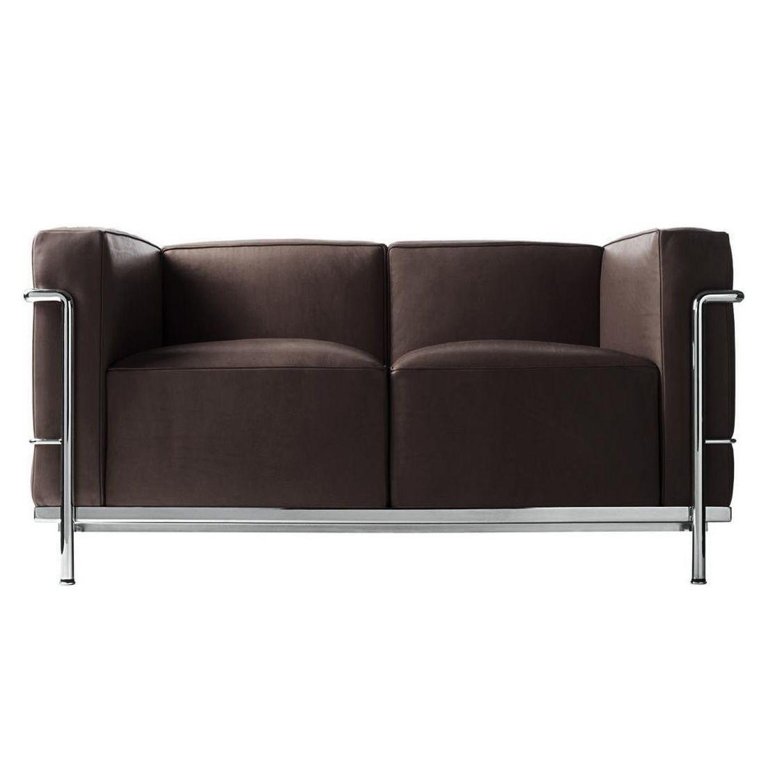 le corbusier lc2 sofa cassina cassina lc le corbusier. Black Bedroom Furniture Sets. Home Design Ideas