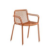 Pedrali - Nolita 3655 Armchair/ Low Backrest