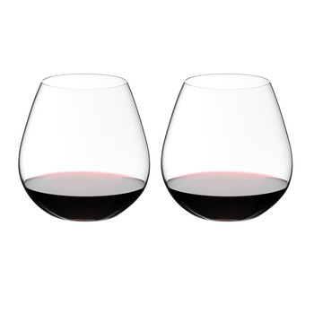 - O Wine Pinot Weinglas 2er Set -