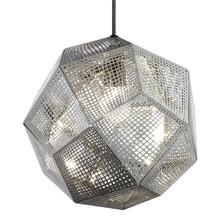 Tom Dixon - Etch Shade Suspension Lamp Ø32cm