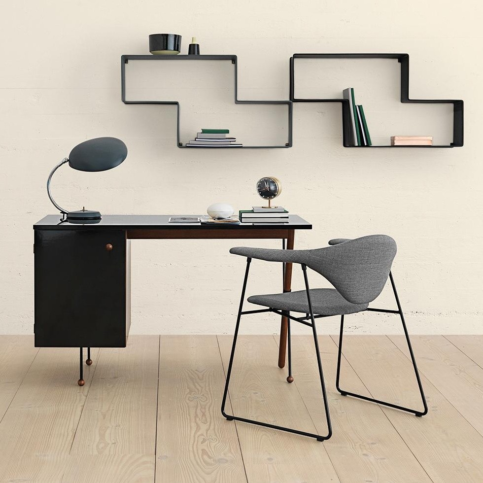 night clock nelson horloge de table vitra. Black Bedroom Furniture Sets. Home Design Ideas