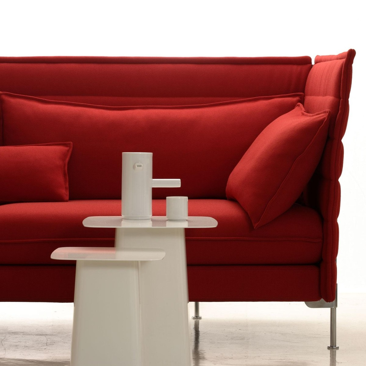 alcove bouroullec 3 sitzer sofa vitra. Black Bedroom Furniture Sets. Home Design Ideas