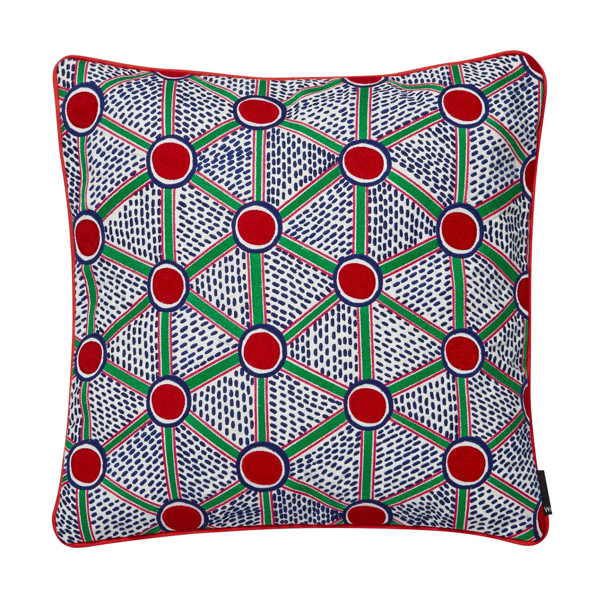 Kissen Hay embroidered cushion coussin hay ambientedirect com