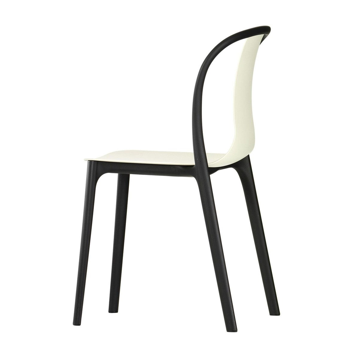 belleville chair plastic chaise de jardin vitra. Black Bedroom Furniture Sets. Home Design Ideas
