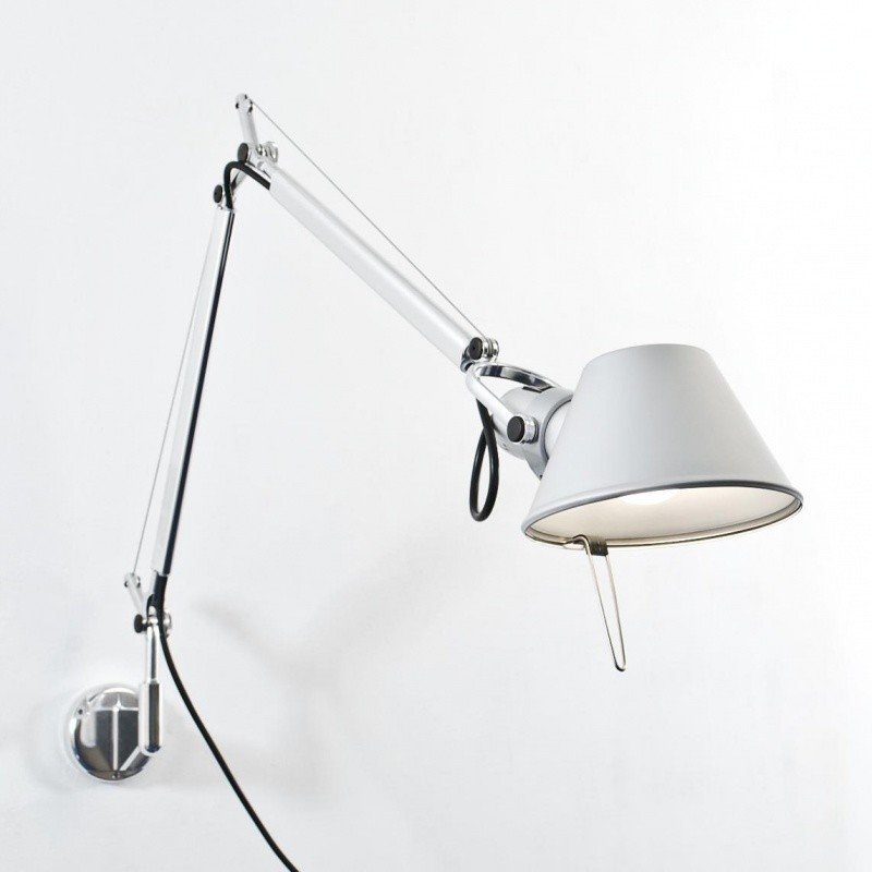 Wall Lamps Dwg : Tolomeo Mini Parete Wall Lamp Artemide Wall lamps Lighting AmbienteDirect.com
