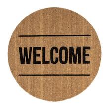 Bloomingville - Welcome Doormat