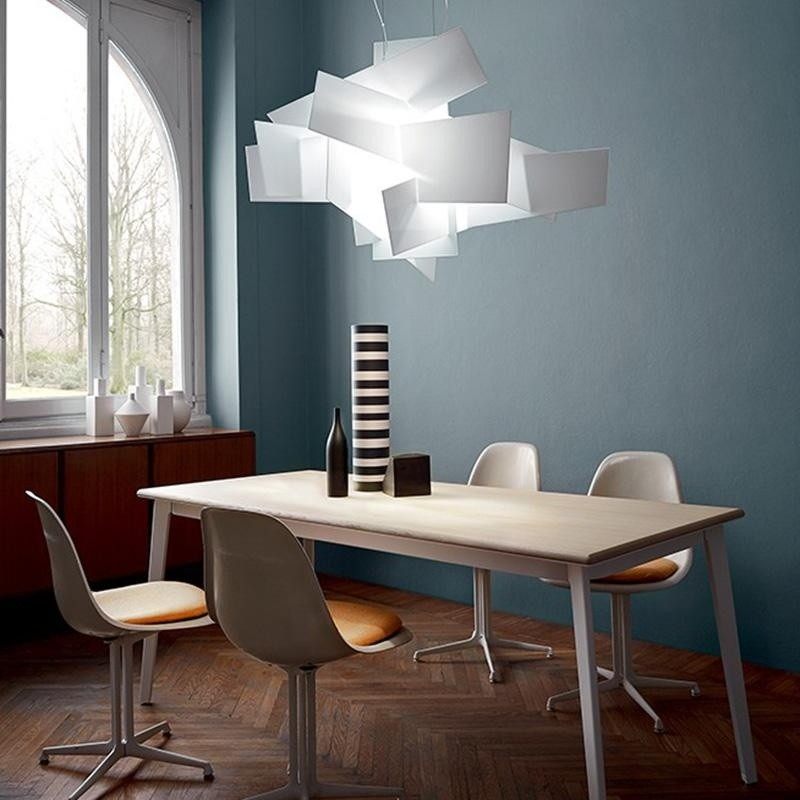 Big Bang L LED Suspension Lamp Foscarini