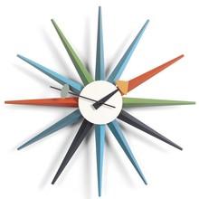 Vitra - Sunburst Clock Nelson Wanduhr