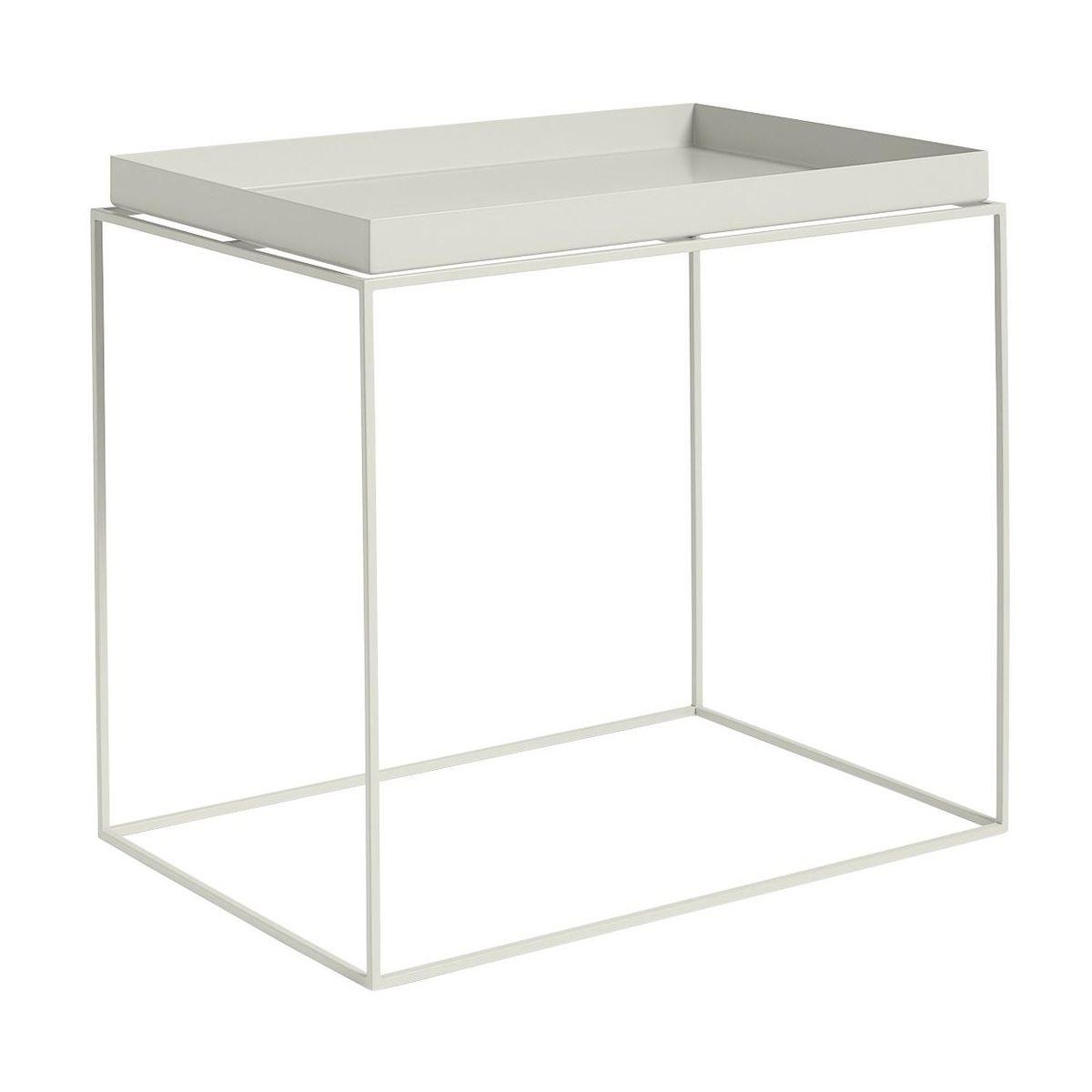 tray table beistelltisch rechteckig hay. Black Bedroom Furniture Sets. Home Design Ideas