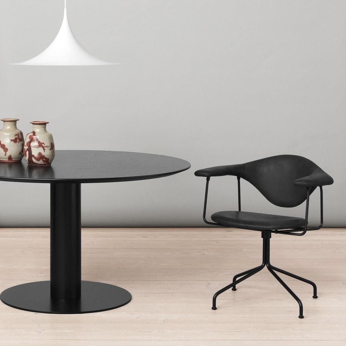 Gubi Masculo Dining Chair Drehstuhl Gubi