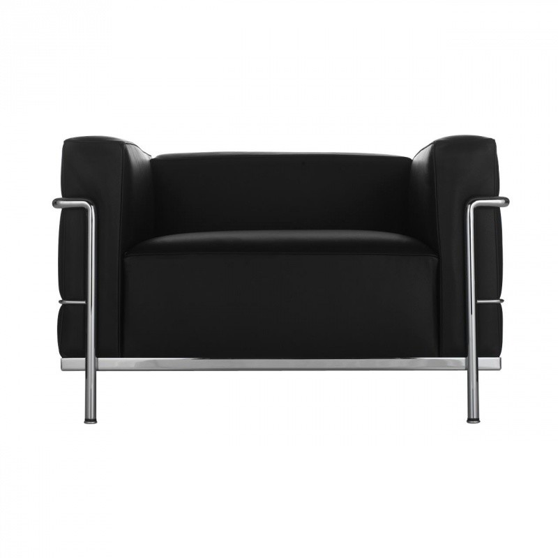 le corbusier lc3 sessel cassina cassina sofa klassiker klassiker. Black Bedroom Furniture Sets. Home Design Ideas