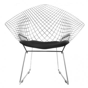 bertoia diamond fauteuil knoll international. Black Bedroom Furniture Sets. Home Design Ideas