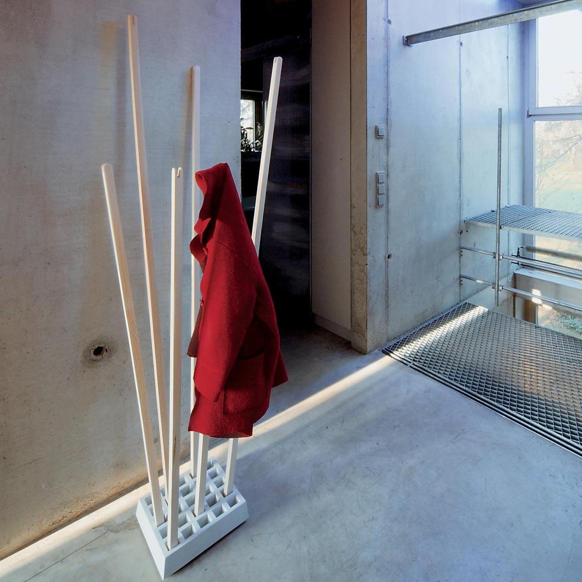 moormann pin coat garderobe moormann. Black Bedroom Furniture Sets. Home Design Ideas
