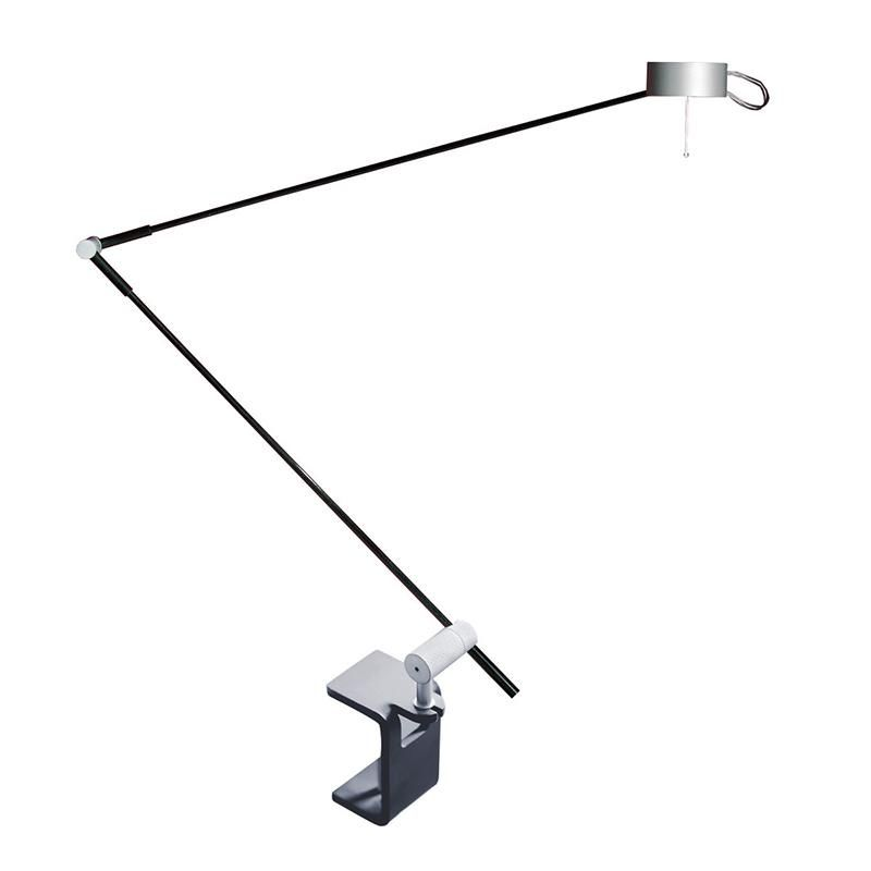 absolut lighting desk lamp with table clamp radius. Black Bedroom Furniture Sets. Home Design Ideas