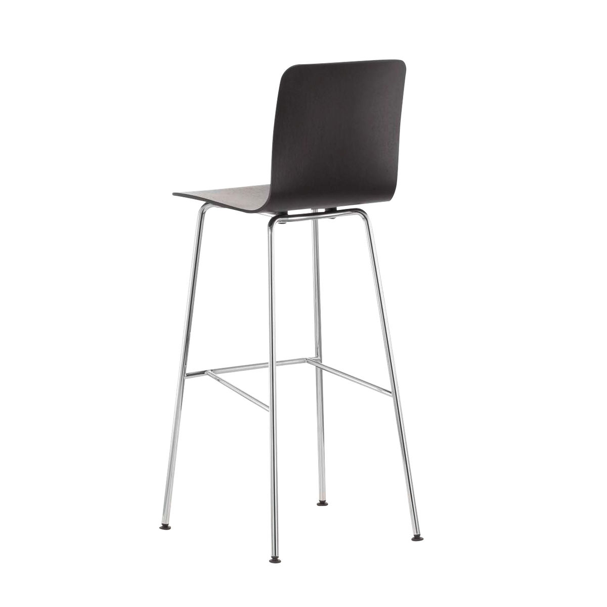 Hal Ply Stool High Bar Stool High Vitra Ambientedirect Com