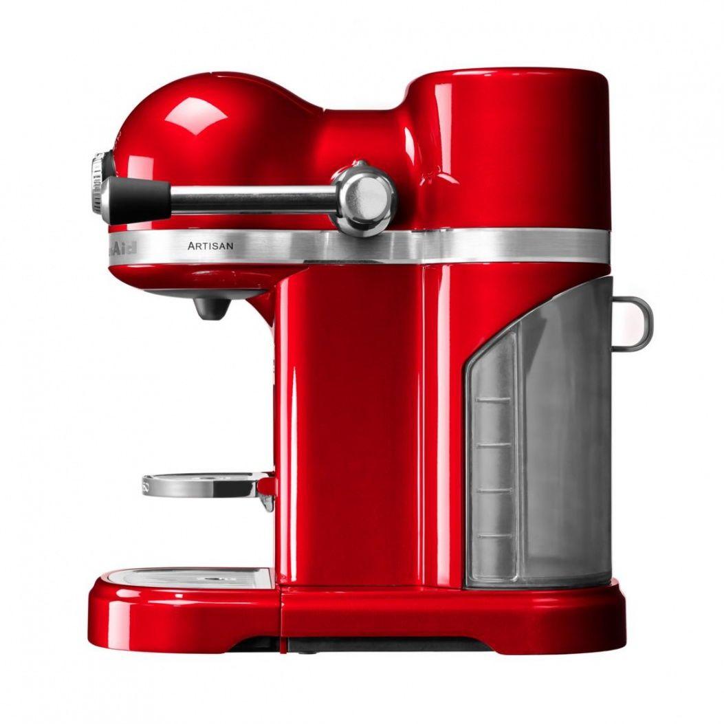 kitchenaid artisan nespresso espresso maker kitchenaid. Black Bedroom Furniture Sets. Home Design Ideas