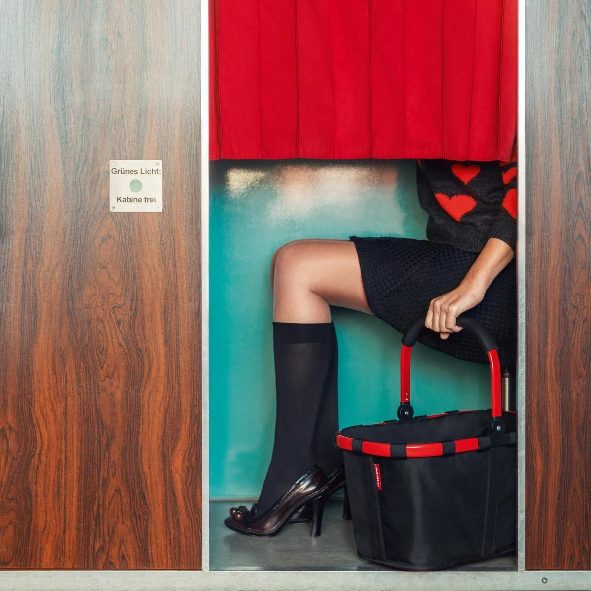 reisenthel carrybag frame shopping bag reisenthel. Black Bedroom Furniture Sets. Home Design Ideas