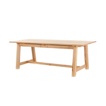 ADWOOD - Le Chef Adjustable Dining Table / Kitchen Table