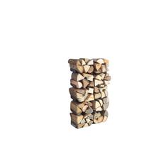 Radius - Wooden Tree Kaminholzregal klein