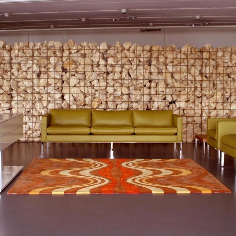 onion 1 verner panton tapis designercarpets. Black Bedroom Furniture Sets. Home Design Ideas