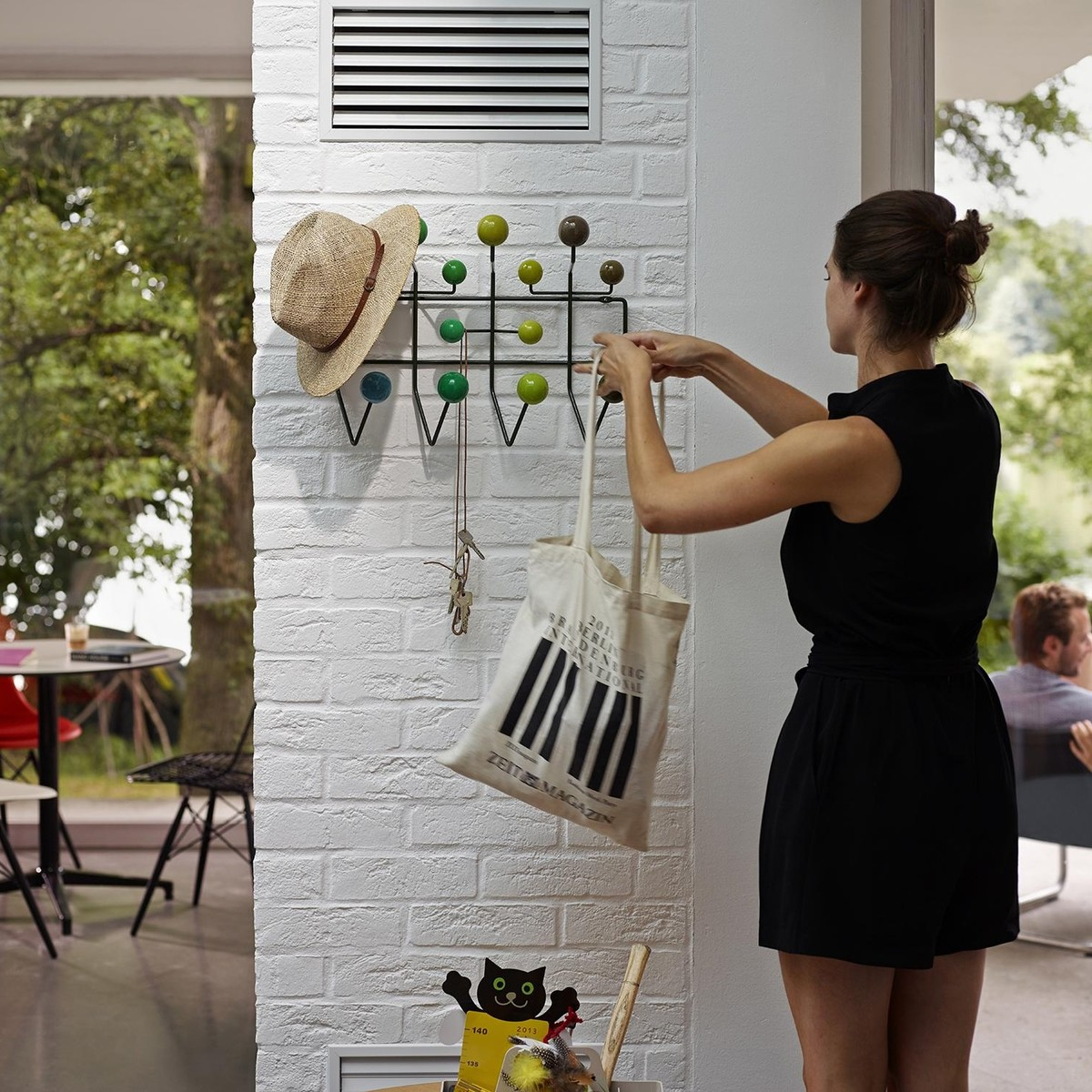 Hang It All Coat Rack Vitra Ambientedirect Com