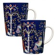 iittala - Taika Mug 0.4l Set Of 2 Pieces