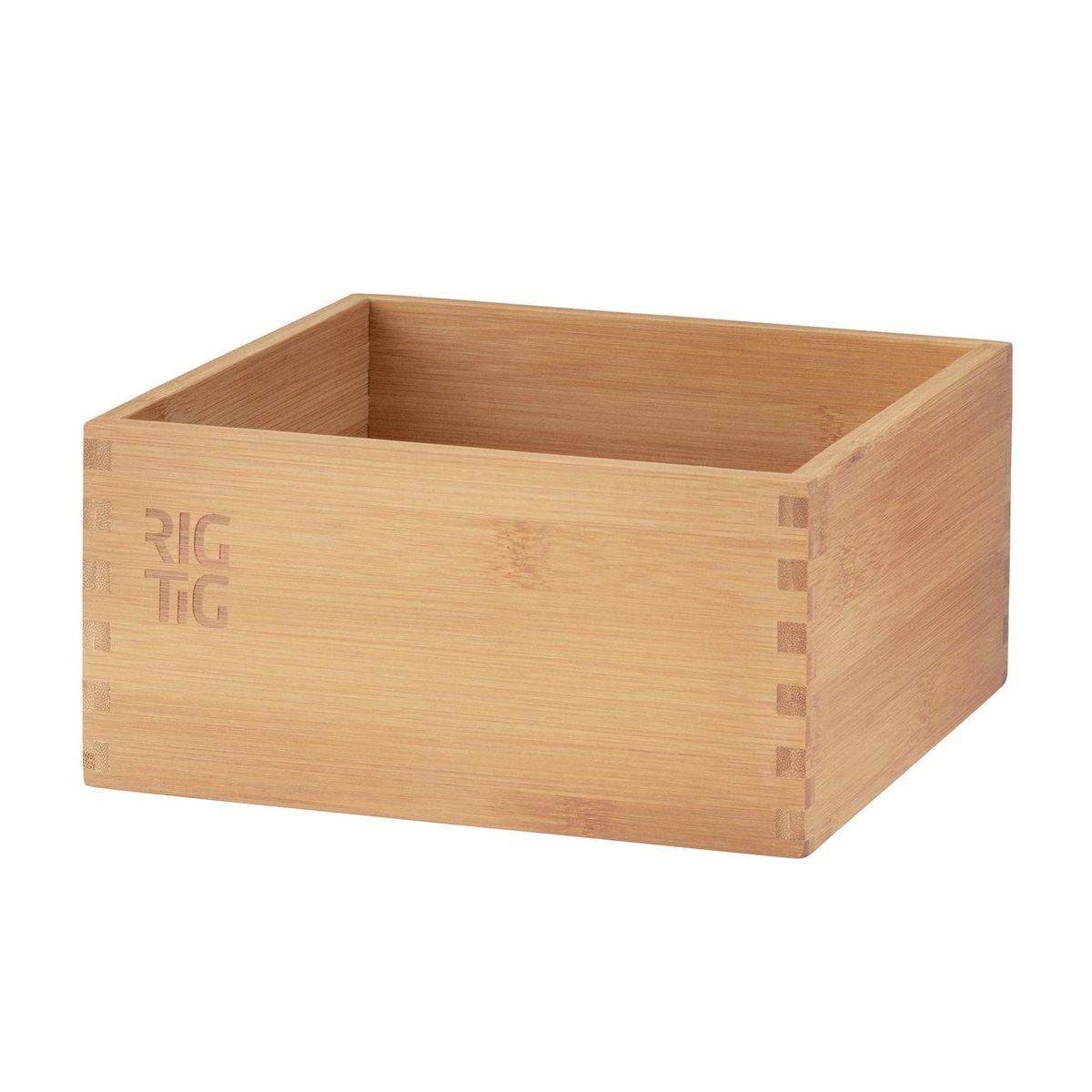 woodstock storage box rig tig. Black Bedroom Furniture Sets. Home Design Ideas