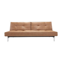 Innovation - Splitback Sofa Bed Chrome