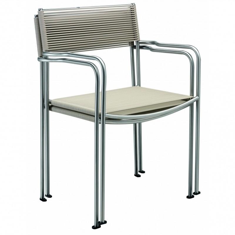 Green pvc 201 silla con reposabrazos alias sillas - Sillas con reposabrazos ...