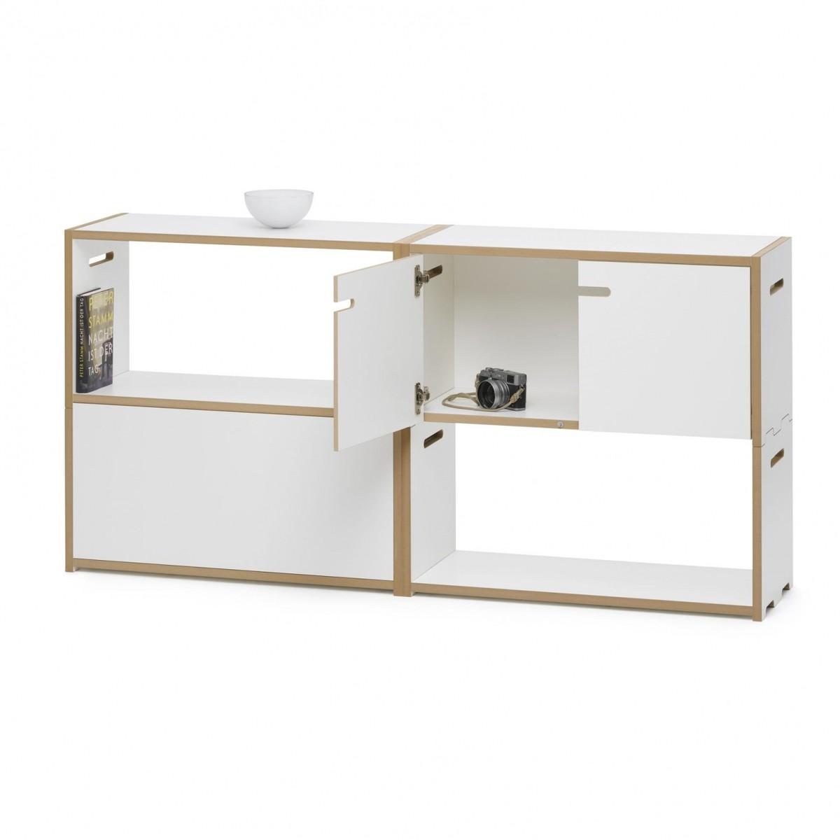 hochstapler regalsystem tojo. Black Bedroom Furniture Sets. Home Design Ideas