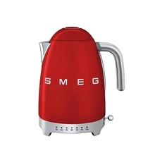 Smeg - SMEG KLF02 Wasserkocher variable Temperatur