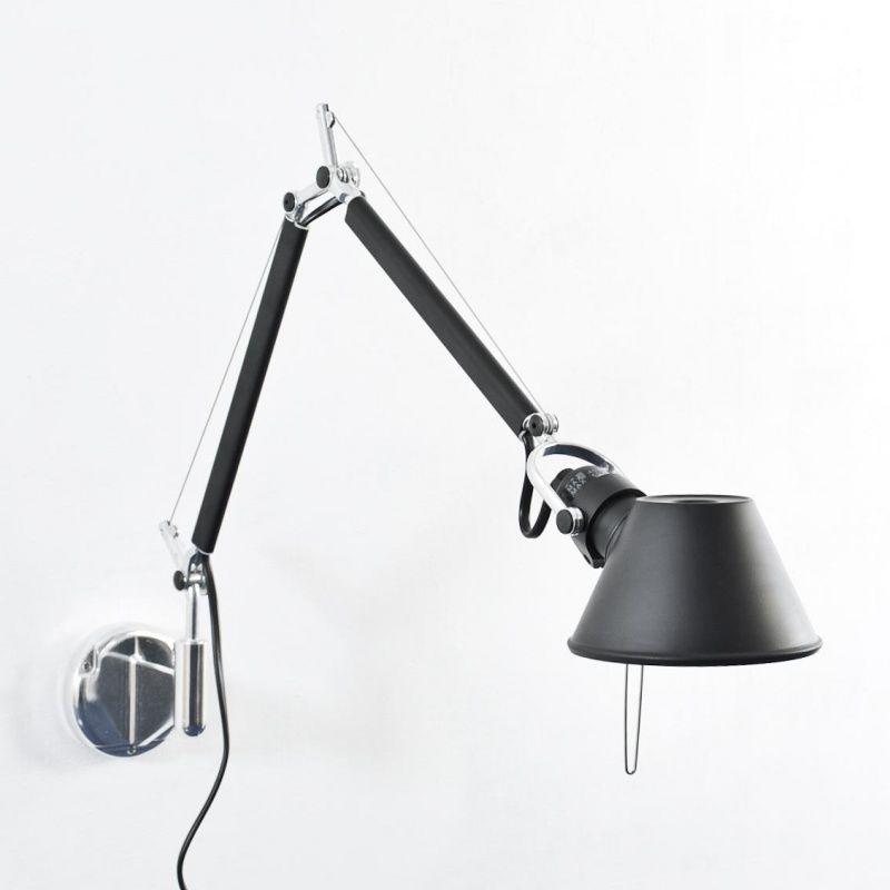 Tolomeo Micro Parete Wall Lamp | Artemide | AmbienteDirect.com