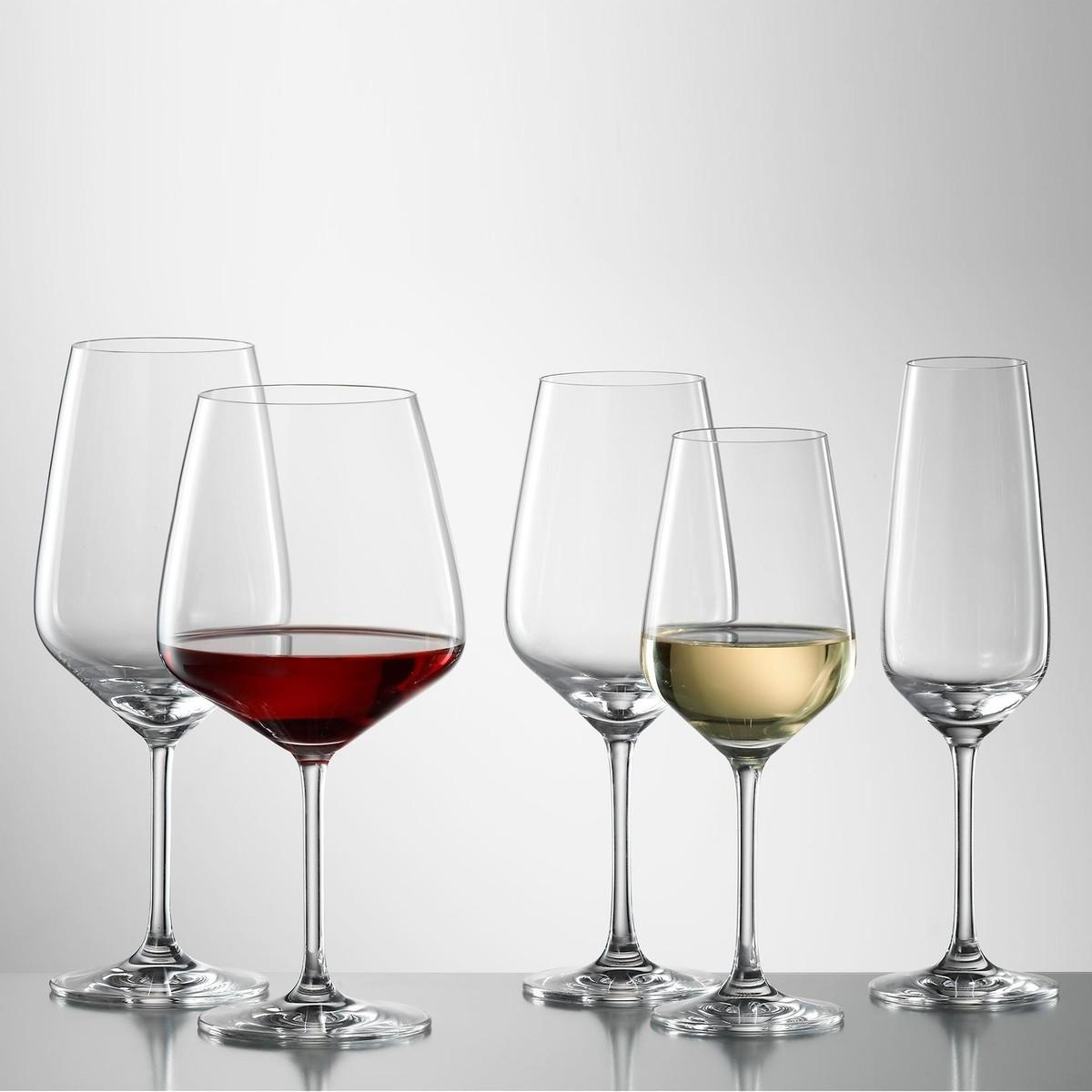 taste sekt champagner glas 6er set schott zwiesel. Black Bedroom Furniture Sets. Home Design Ideas