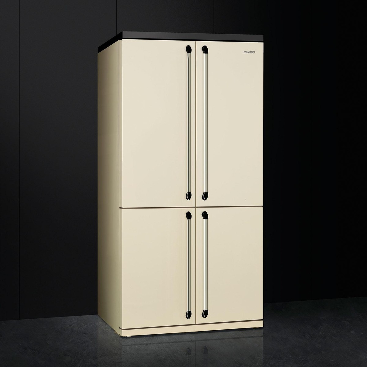 Fq960p Side By Side Refrigerator Smeg High Tech