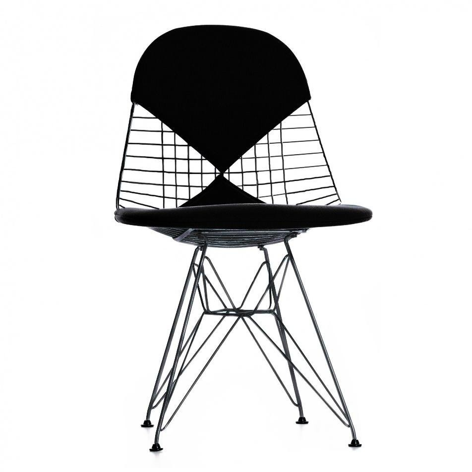 eames wire chair dkr 2 stuhl h42cm vitra. Black Bedroom Furniture Sets. Home Design Ideas