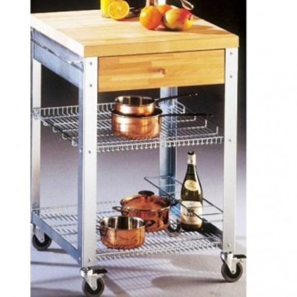 cook chariot de cuisine jan kurtz. Black Bedroom Furniture Sets. Home Design Ideas