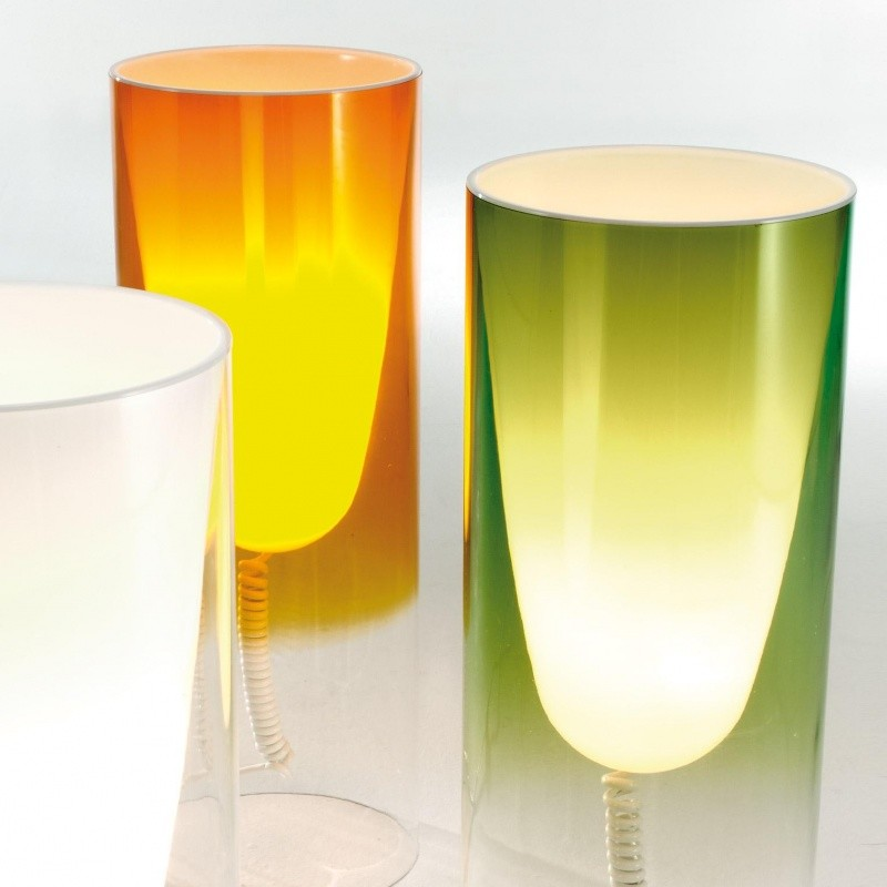 Toobe Table Lamp Kartell Table Lamps Lighting