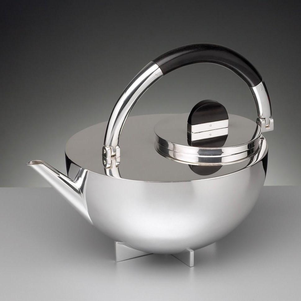 bauhaus teapot tecnolumen. Black Bedroom Furniture Sets. Home Design Ideas
