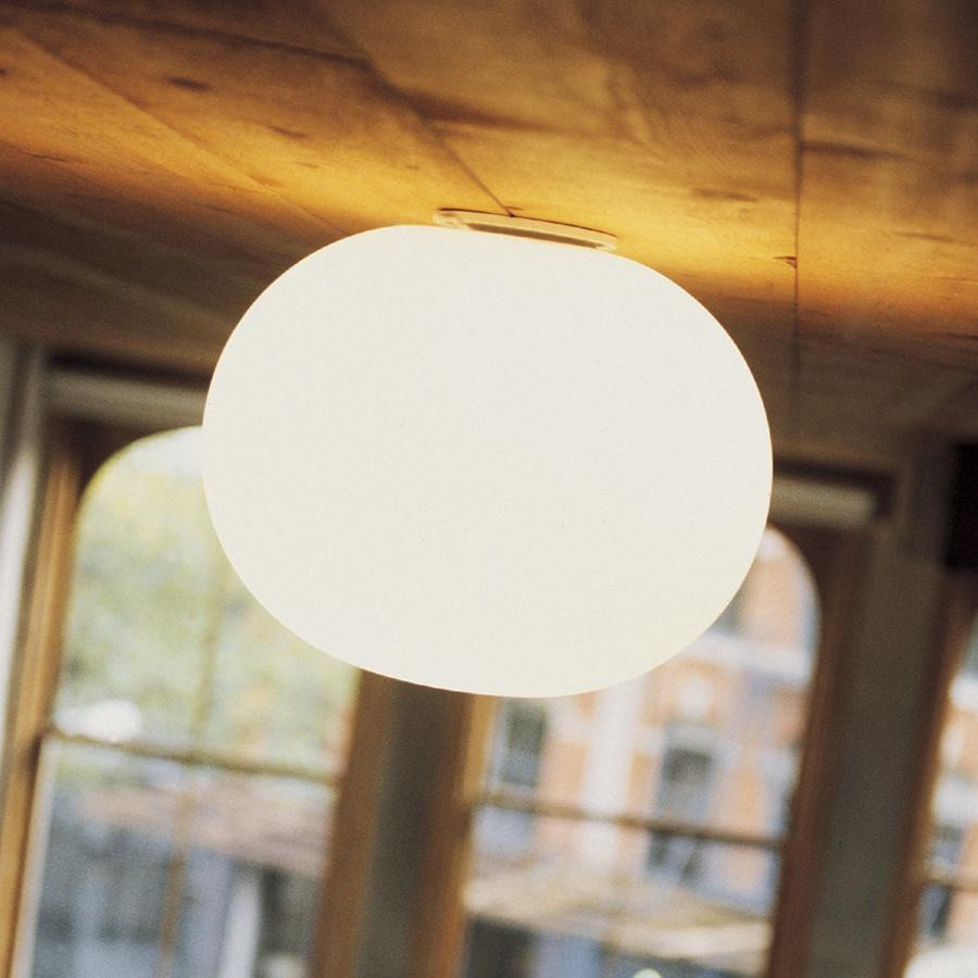 glo ball c1 ceiling lamp flos. Black Bedroom Furniture Sets. Home Design Ideas