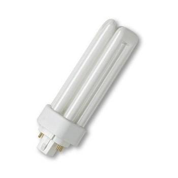 QualityLight - FLUO GX24q-3 Kompakt 32W - opal/Kunststoff/Energieeffizienzklasse b/Gewichteter Energieverbrauch 32 kW/1000 h