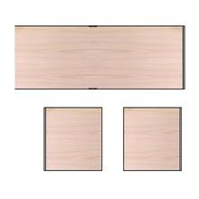 HAY - New Order Paneel-Set 3tlg. für 100cm Breite