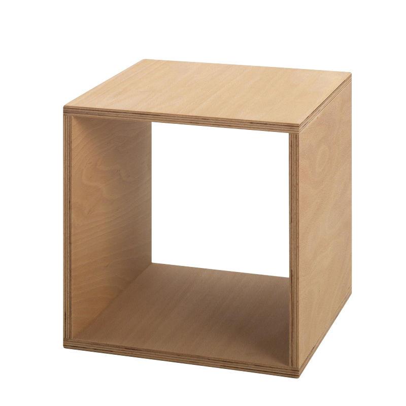 tojo cube table de chevet 35x35 cm tojo. Black Bedroom Furniture Sets. Home Design Ideas