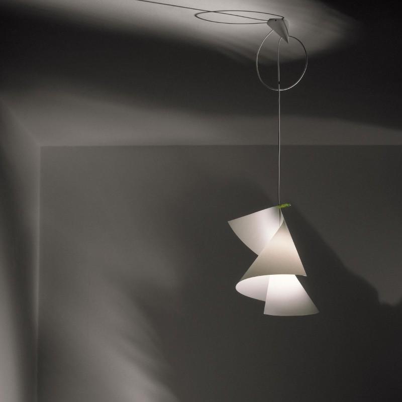 willydilly suspension lamp ingo maurer lighting. Black Bedroom Furniture Sets. Home Design Ideas